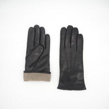 ARVO Lambnappa Cashmere blend BLACK