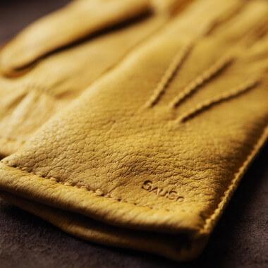 SAARA Peccary SAFFRON 100% Cashmere