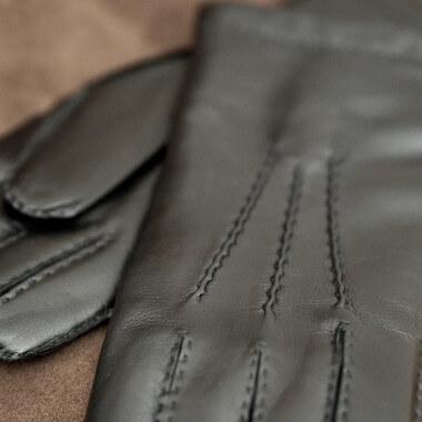 ELIAS Lambnappa Cashmere blend BLACK