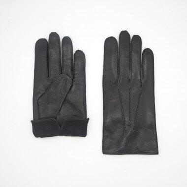 OSMO Lambnappa 100% Silk BLACK