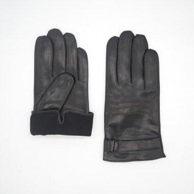 JUSSI Lambnappa 100% Silk BLACK