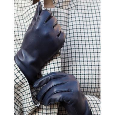 KAISA Lambnappa DARK BLUE 100% Silk