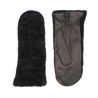 RONJA Lambnappa BLACK 100% Cashmere