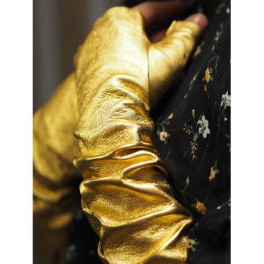 YASMINE Lambnappa GOLD Unlined