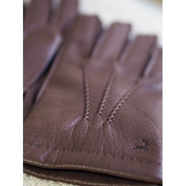 MAX Deer Cashmere blend DARK BROWN