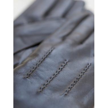 JOEL Lyhytsorminen käsine Lambnappa Cashmere blend BLACK