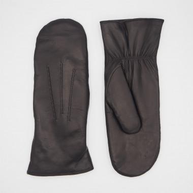 HENRIKA Lambnappa Organic Fleece BLACK