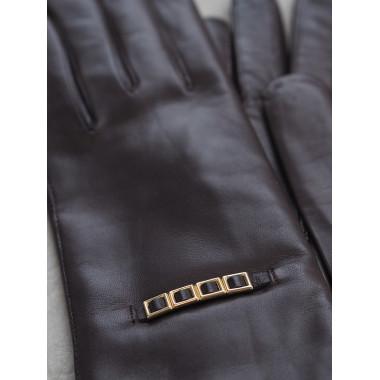 Ragni 2 Lambnappa BROWN/GOLD 100% wool