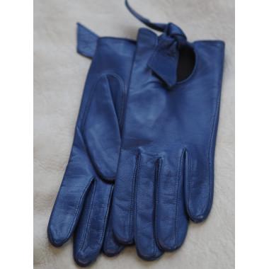 SOLJA Lambnappa 100% Silk ROYAL BLUE