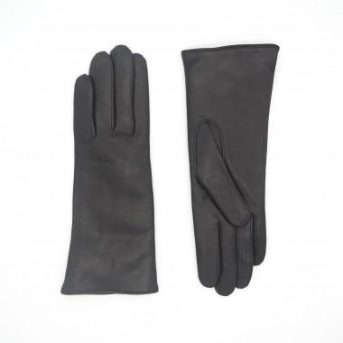 MIMOSA Lyhytsorminen Lambnappa 100% Silk BLACK