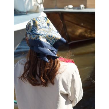 AIDA Silk Scarf FRESH SAILING