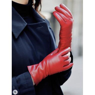 Kaisa Lambnappa DEEP RED 100 % Wool