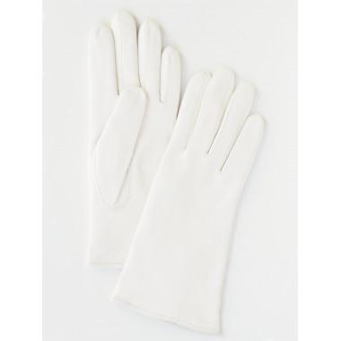 KAISA Lambnappa WHITE 100% Silk