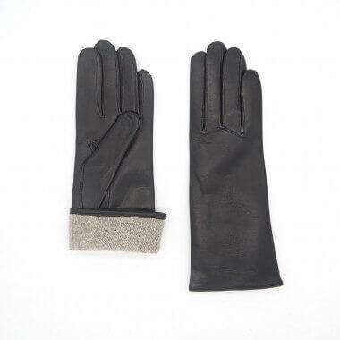 MIMOSA  Lambnappa BLACK Cashmere blend