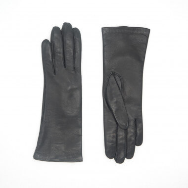 LAINA LF Lambnappa BLACK 100% Silk