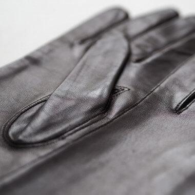 LAHJA Lambnappa BLACK 100% Silk