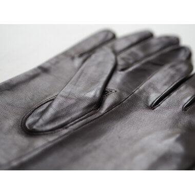 LAINA LF Lambnappa BLACK Cashmere blend